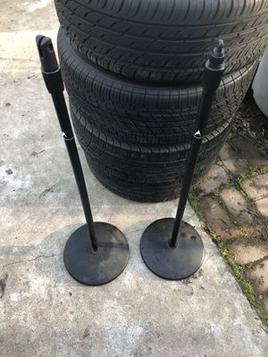 Microphone stands bottom for Sale in Fresno, CA