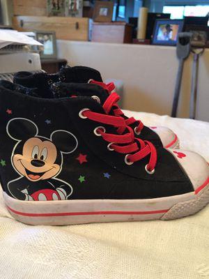 Zip-up Disney Hightops for Sale in Payson, AZ
