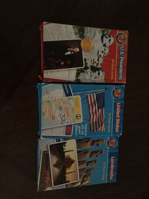 Civics/Geography Flashcards for Sale in San Francisco, CA