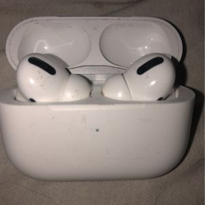 Genuine Apple Air Pod Pros for Sale in Irving, TX