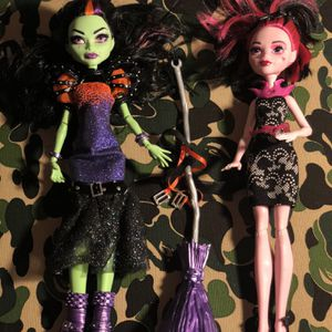 Monster High Dolls $60 All for Sale in Burbank, CA