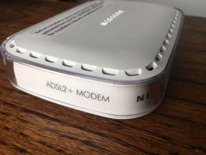Netgear DSL Modem for Sale in Lake Oswego, OR
