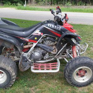 2003 Yamaha raptor for Sale in Falmouth, MI