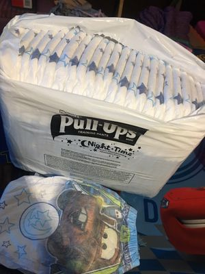 Huggies pull ups 2T-3T for Sale in Long Beach, CA