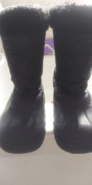 Girls black rain boots for Sale in Los Angeles, CA