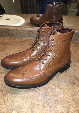 """Men's """"Unlisted"""" By Kenneth Cole Boots - Size 9 for Sale in Rockville, MD"""