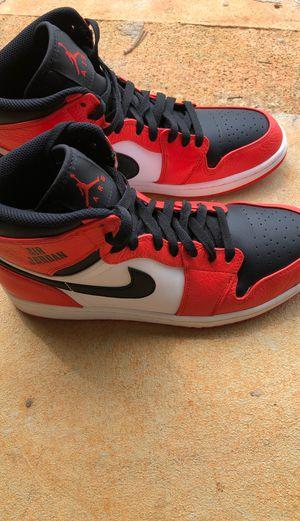 "Air Jordan 1 Rare Air ""Max"" Orange Size 10 for Sale in Lithonia, GA"