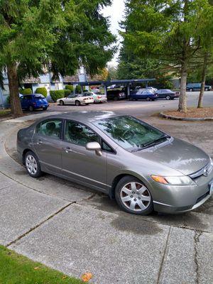 2006 Honda Civic EX Sedan for Sale in Federal Way, WA