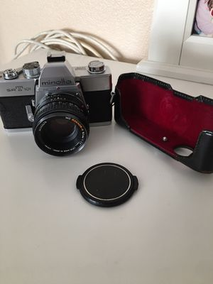 minolta srt-101 film camera for Sale in Las Vegas, NV