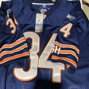 Walter Payton Reebok Authentic Onfield NWT for Sale in Bel Air, MD
