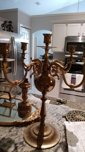 Candelabra for Sale in Port St. Lucie, FL