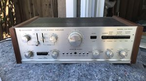 KENWOOD KA-7002 Solid State Stereo Integrated Amplifier for Sale in Novato, CA