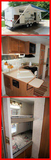 Exterior/Interior Perfect 2OO3 Keystone Springdale Travel Trailer for Sale in Coral Springs, FL