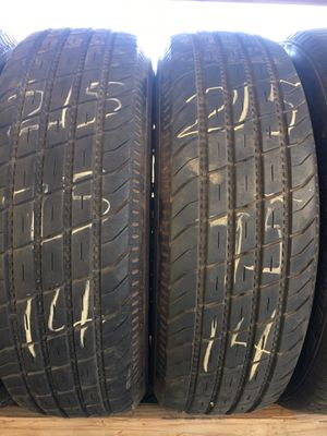 Trailer st tires 6 ply 215/75/14 for Sale in Winchester, CA