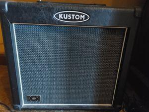Kustom guitar/bass amp 1x12 for Sale in Gilbert, AZ