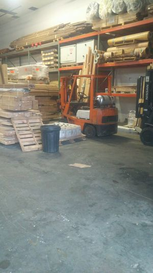 Forklift Toyota.... Cash only for Sale in Baltimore, MD