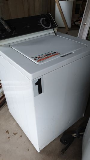 Washer n gas dryer for Sale in Brockton, MA