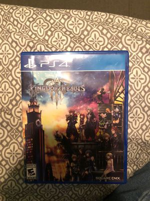 Kingdom hearts 3 for Sale in Wylie, TX
