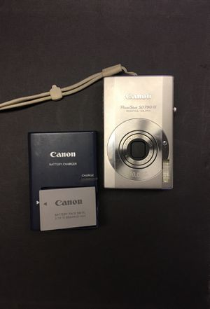 Canon PowerShot SD790 IS Digital Elph Camera for Sale in Chicago, IL