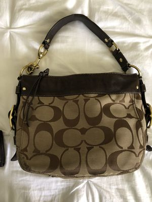 Coach Zoey Handbag with accessories for Sale in Portland, OR