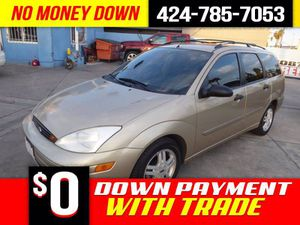 2000 Ford Focus for Sale in South Gate, CA