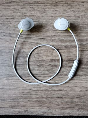 Bose Soundsport Wireless headphones earbuds for Sale in Clackamas, OR