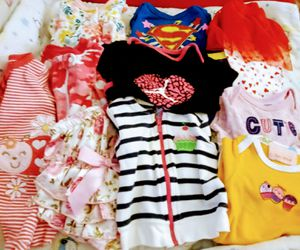 Girls Newborn/3-6 months.With Some New With Tags. Plus size: 1 & 2 diapers. for Sale in Mesa, AZ