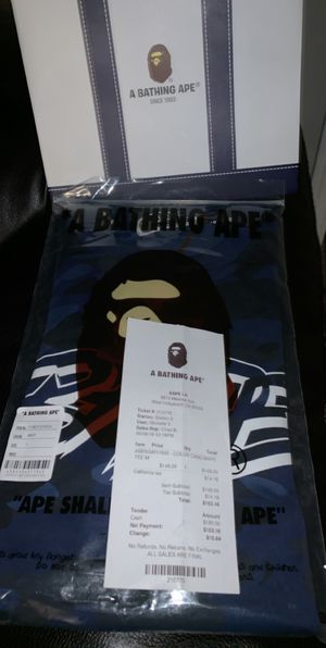 New Bape xL for Sale in Raleigh, NC