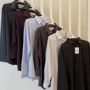 Mizzen + Main Dress Shirts $75each for Sale in Hollywood, FL