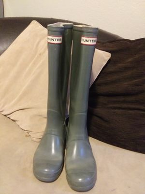 Hunter rain boots for Sale in Mesquite, TX