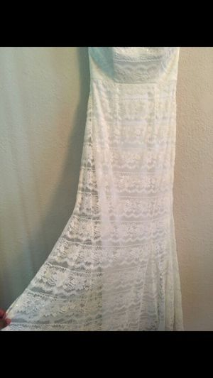 Galina wedding dress and accessories for Sale in Plantation, FL