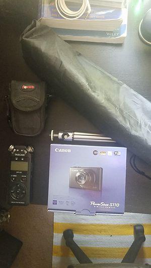 Camera bundle for Sale in Pflugerville, TX