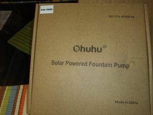 Solar fountain for Sale in Bradenton, FL