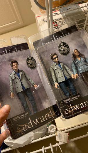 Twilight action figures for Sale in San Antonio, TX