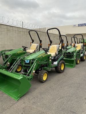 New John Deere Tractors 1025r back in stock for Sale in Winchester, CA