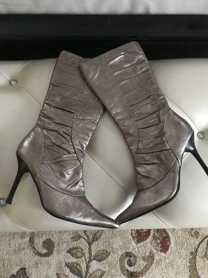 Genuine leather Aldo boots for Sale in Elk Grove Village, IL