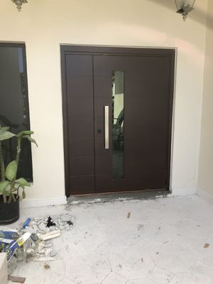 Impact windows doors and garage doors and window blinds for Sale in Miami, FL