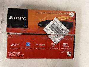 Sony DVP - SR210P CD/DVD Player for Sale in Dallas, TX