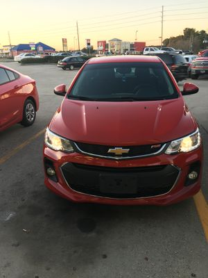 2017 Chevy Sonic for Sale in SEATTLE, WA