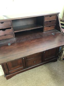Pottery Barn Desk Secretary for Sale in Corona,  CA