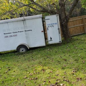 12' X 8' box trailer for Sale in Deer Park, TX
