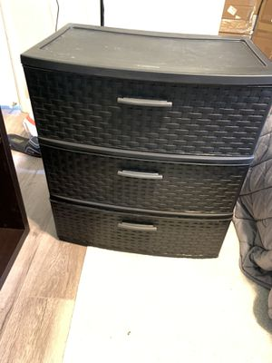 3 cube storage drawer for Sale in Lakeside, CA