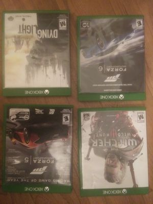 Xbox One video games for Sale in Hayward, CA