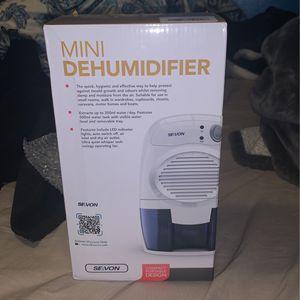 Mini Dehumidifier Never Used for Sale in Chicago, IL