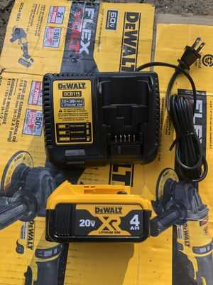 Brand new 4ah battery and charger for Sale in Greenville, SC