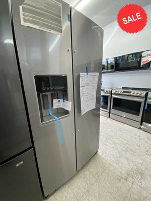 LIMITED QUANTITIES!Brand New Refrigerator Fridge Whirlpool Side by Side #1523 for Sale in Miami, FL