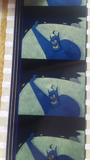 Disney's Aladdin preview 35 mm for Sale in Akron, OH