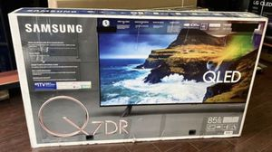 Samsung 85 inch 4K TV Qled Q70 Qn85Q7Dr for Sale in Baldwin Park, CA