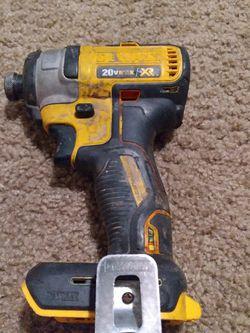 DeWalt Impact Drill 20 V Max /XR for Sale in Fort Worth,  TX
