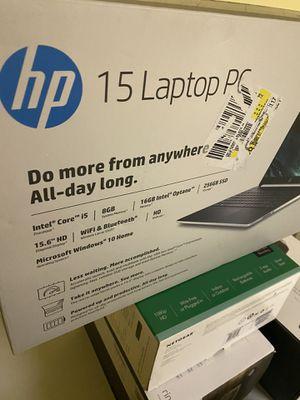 HP 10TH GENERATION i5 8gb Ram 256ssd sealed for Sale in Plantation, FL